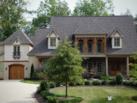 Million dollar foreclosed home