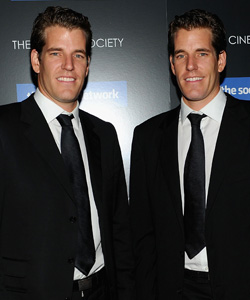 Winklevoss Harvard twins